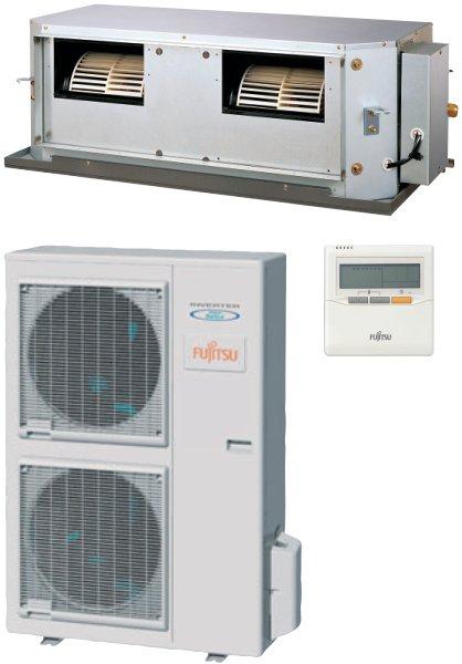 בלתי רגיל מזגנים מתועלים (מיני מרכזי) Inverter , Fujitsu מיני מרכזי inverter OT-25